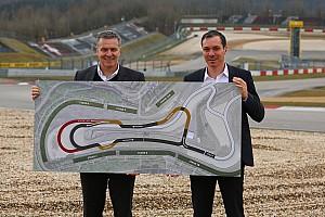 WRX, Nürburgring rallikros pist düzenini tanıttı