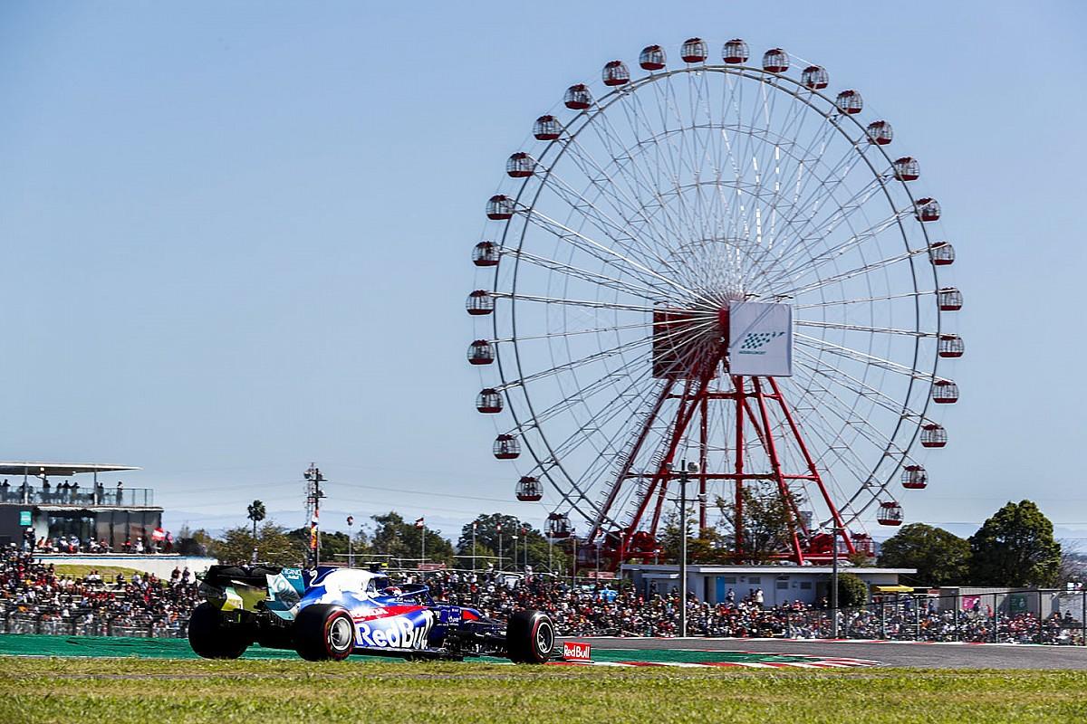 F1日本GP、2020年シーズンの中止が決定。1987年以来初の国内開催なし