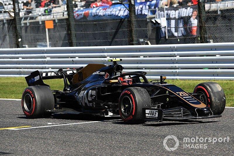 Magnussen lamenta oportunidad perdida en Japón