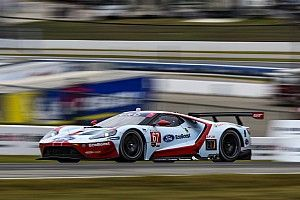 Briscoe hails one of Ford's best performances in GT swansong