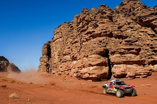"Dakar, Sainz: ""Gli ultimi km erano da fantascienza"""