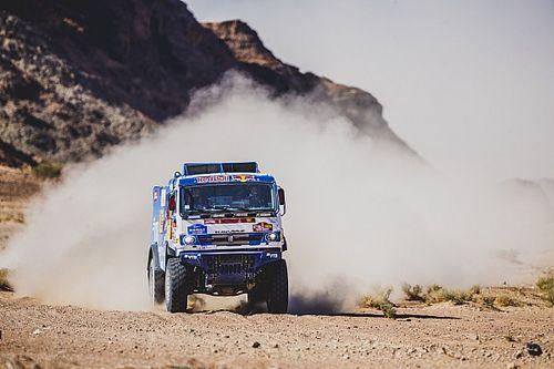 Dakar, Camion, Tappa 5: l'egemonia è Kamaz!