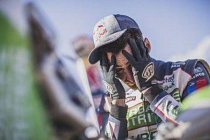 Casale zderzył się z motocyklistą