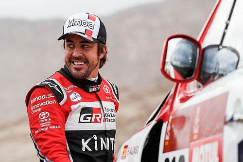 """Alonso: """"Se torno a correre la Dakar, sarà per vincerla"""""""