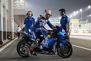 Suzuki zadziwia w Katarze