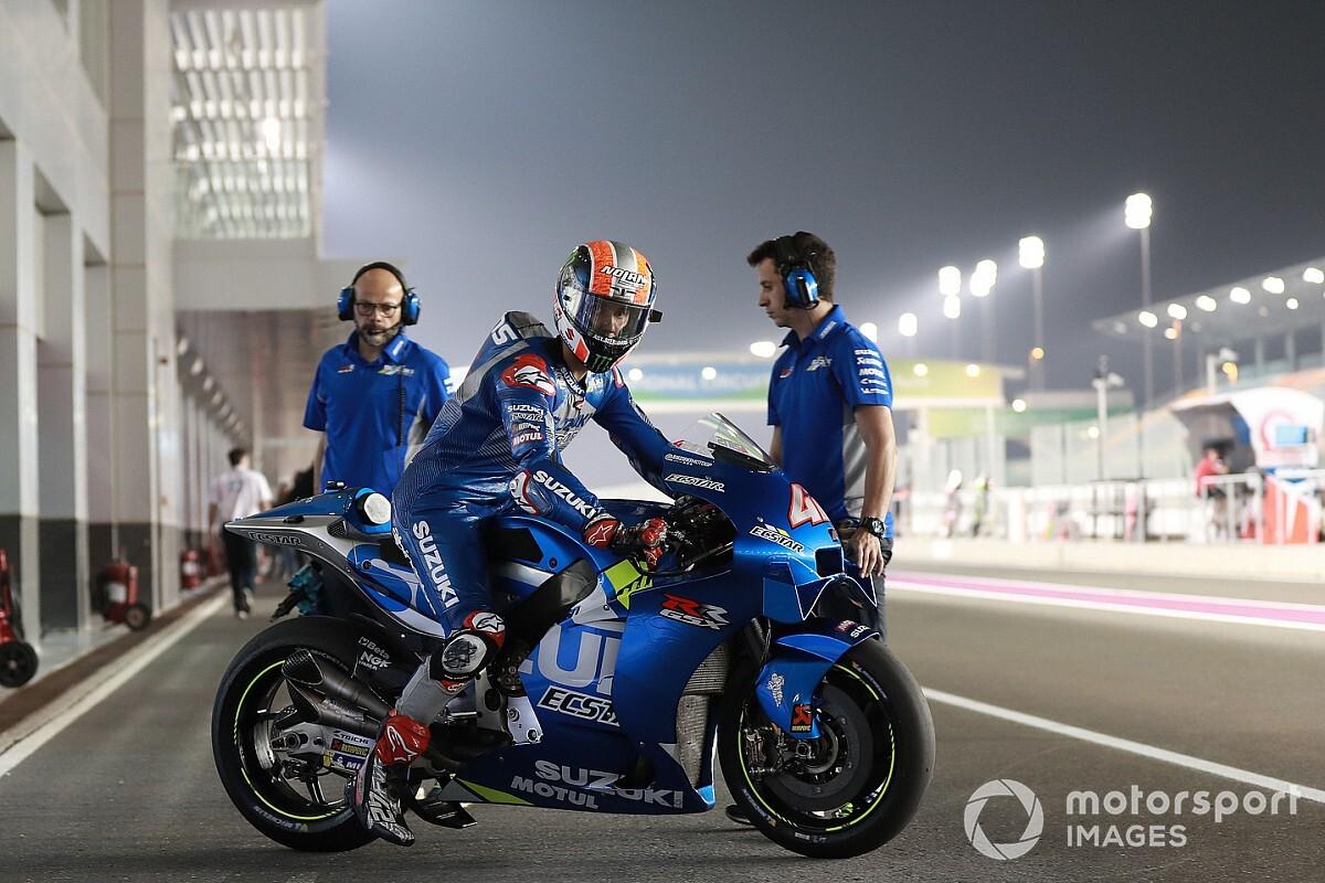 Bez czasu na testy w MotoGP
