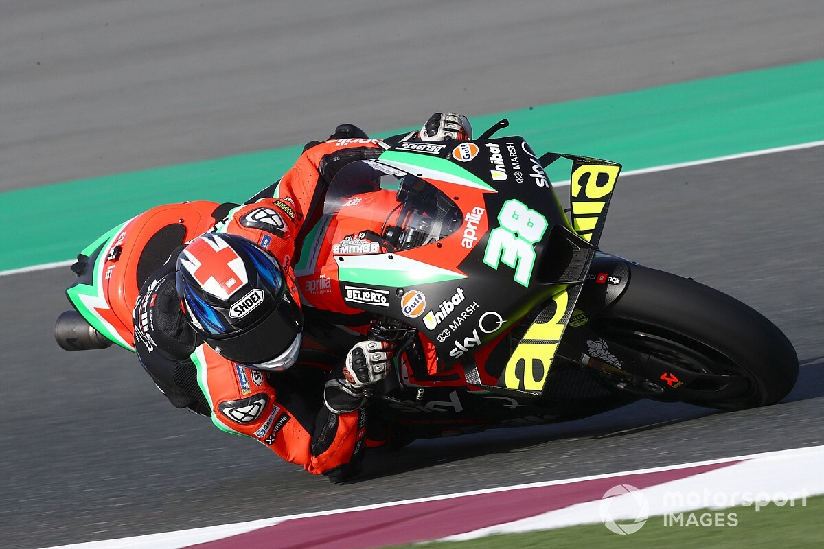 Aprilia sets dates for testing return at Misano