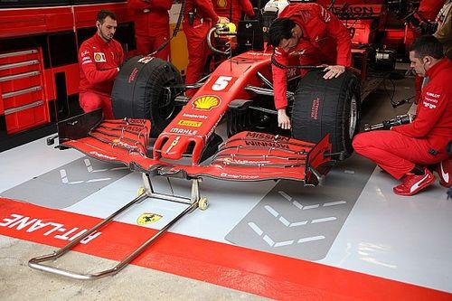 A Ferrari nem áll le: innovatív takargatási megoldás!