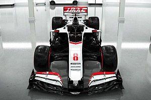 Haas revela imagens do VF-20, carro de 2020, antes do lançamento oficial