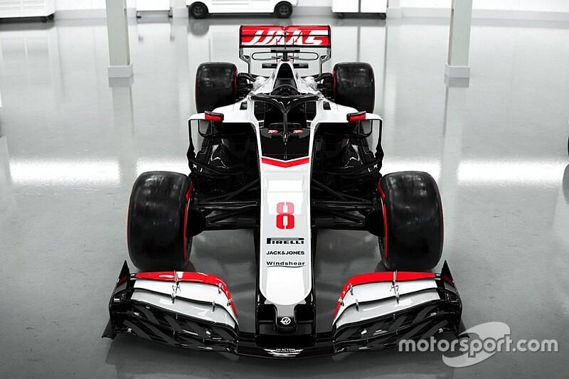 Haas revela por sorpresa el primer coche de la F1 2020