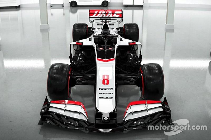 Formel 1 2020: Haas zeigt überraschend neuen VF-20