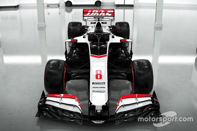Haas gioca d'anticipo: ecco il rendering della VF-20