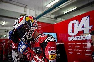 "Dovizioso: ""Márquez estará delante en Qatar"""