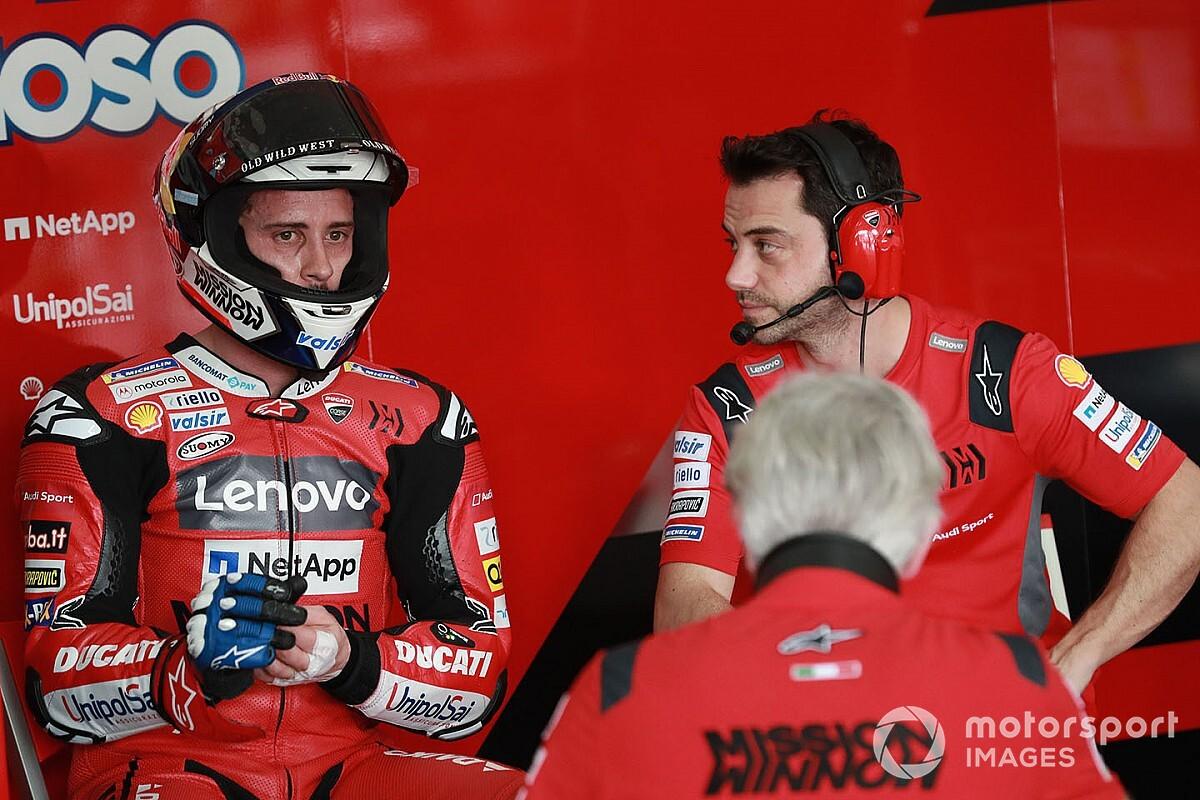 Pramac: valami világosan nem működik a Ducati és Dovizioso között