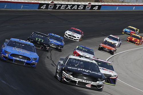"Almirola on battling for the Texas win: ""I want to do that more"""