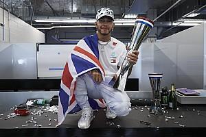"""Hamilton: """"Onorato dei messaggi di Dennis e Alonso"""""""