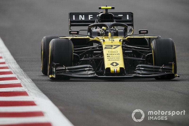 "Renault ""toujours sous pression"" avant Abu Dhabi"