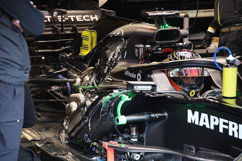 Além do volante da Mercedes: veja as novidades da F1 direto do paddock de Barcelona