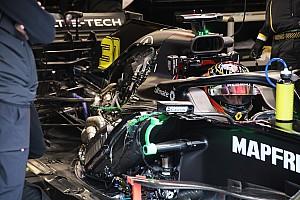 GALERÍA TÉCNICA: de los autos de F1 en los test de Barcelona