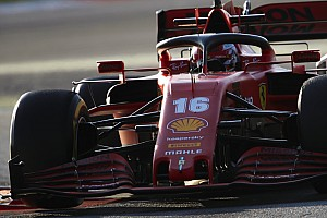 Leclerc says new Ferrari offers greater set-up flexibility