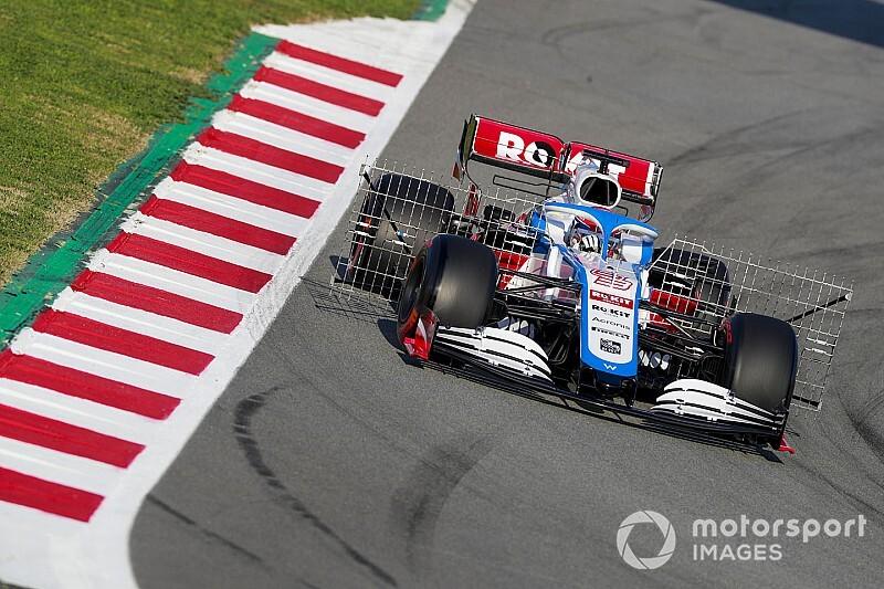 Russell : La Williams est bien plus agréable à piloter