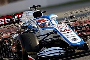 Russell abban bízik, hogy Melbourne-ben már lesznek riválisai a Williamsnek