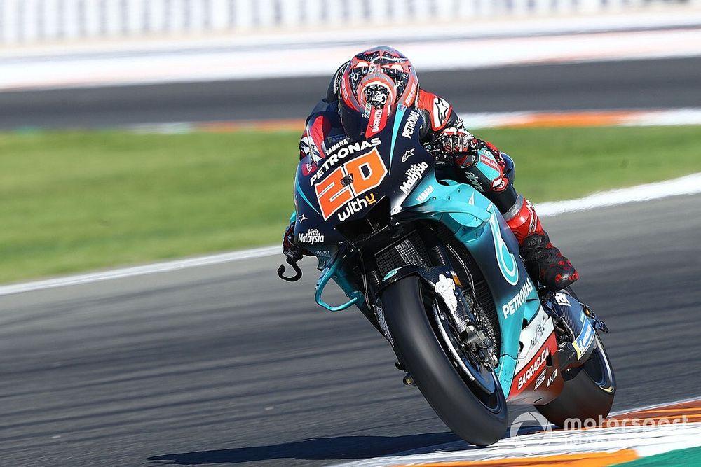 Quartararo wants to use 2019 Yamaha in next MotoGP season
