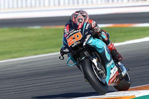 MotoGP: Quartararo quer que Yamaha volte à moto de 2019 no próximo ano