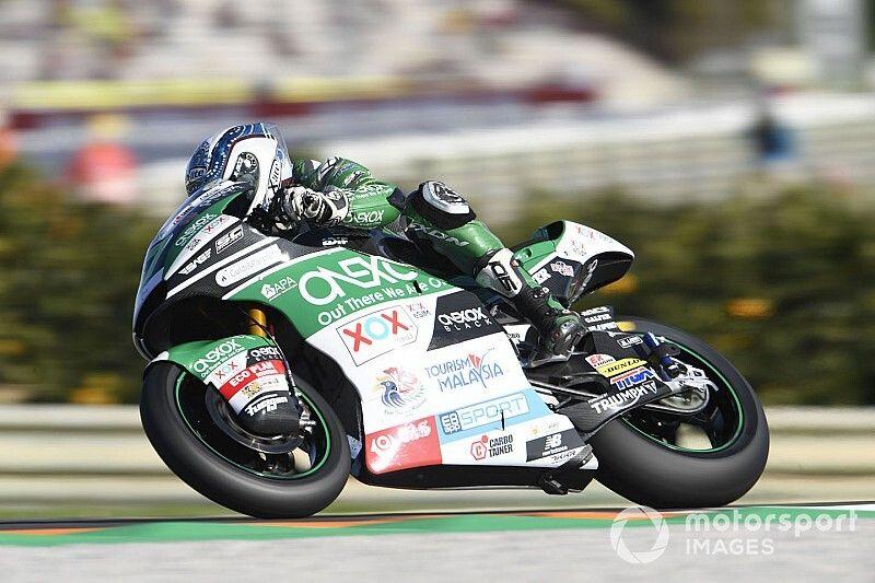 Valencia acoge el estreno de las caras nuevas de Moto2 y Moto3