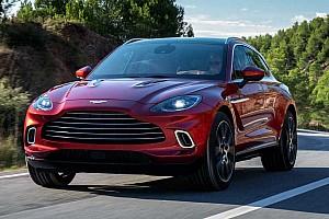 Hivatalos: 550 lóerős SUV lett az Aston Martin DBX