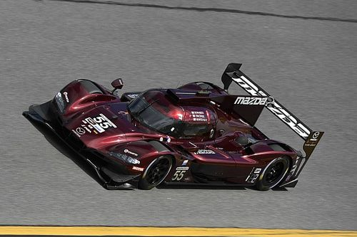Mazda tops third Roar Before the 24 session in a row