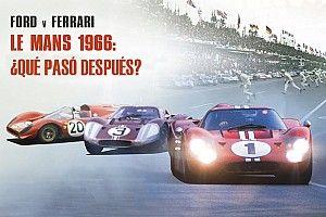 Ford vs Ferrari en Le Mans – ¿qué pasó después?