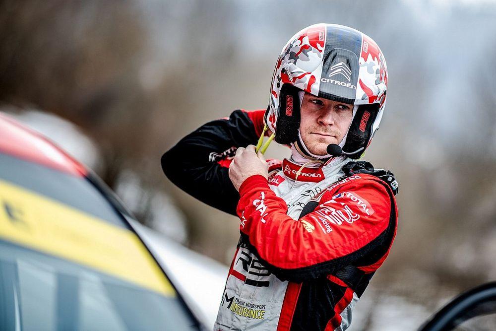 WRC: Ostberg multato e penalizzato per le parolacce post PS18