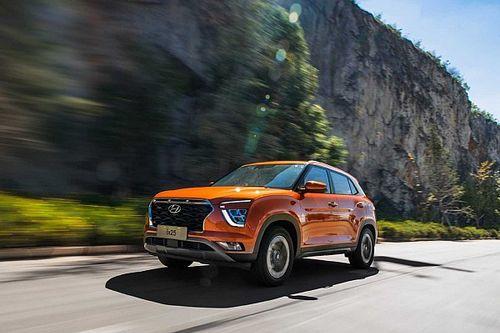 В Индии показали новую Hyundai Creta