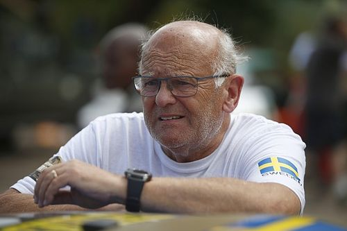 Blomqvist odzyskał prowadzenie