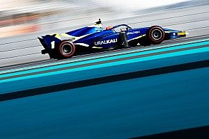Мазепин опередил Маркелова и Шварцмана на тестах Формулы 2