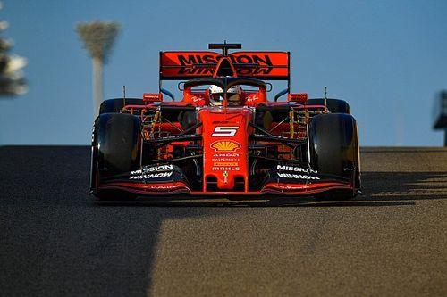 Abu Dhabi F1 testi: Sabah bölümünün lideri Bottas, Vettel sorun yaşadı