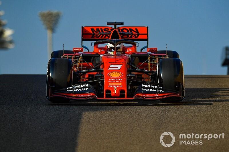 Vettel liderem testów