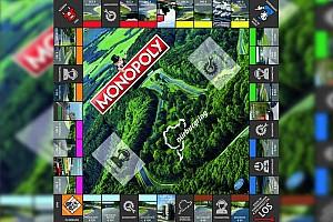 Nürburgring-változata jelent meg a Monopolynak