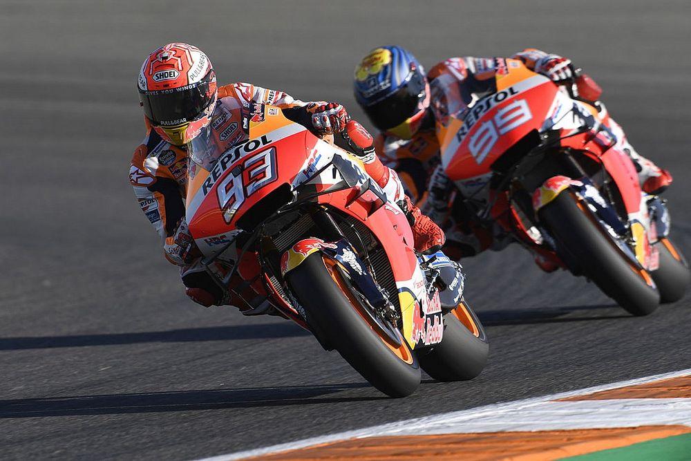 "Marquez: ""Forse Lorenzo aveva paura della Honda"""
