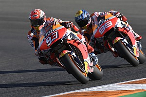 "Marquez: Lorenzo exit timing shows he's ""a real champion"""