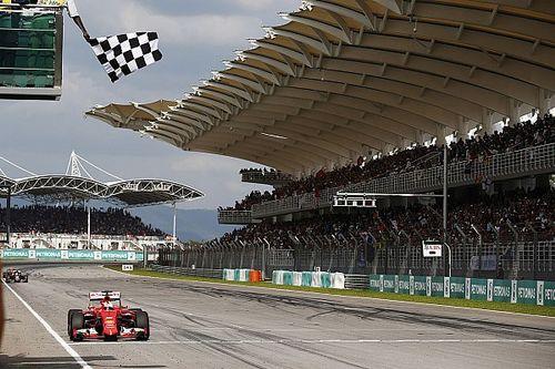 Top 3 Vettel-Ferrari: Malaisie 2015, la première victoire
