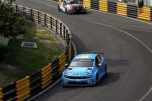 Macau, WTCR: pole position per Muller e Huff tra le sorprese
