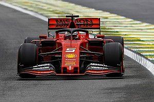 Brezilya GP 2. antrenman: Vettel lider, Ferrari 1-2