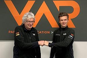 Chovet con Van Amersfoort per la stagione 2020
