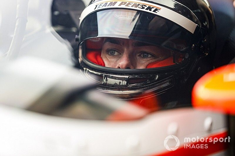 McLaughlin philosophical as IndyCar delay looms