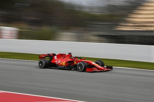 "Ferrari: Testing pace was ""our true performance"""
