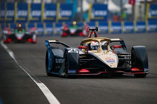 Vergne rêve d'une fusion de la F1 avec la Formule E
