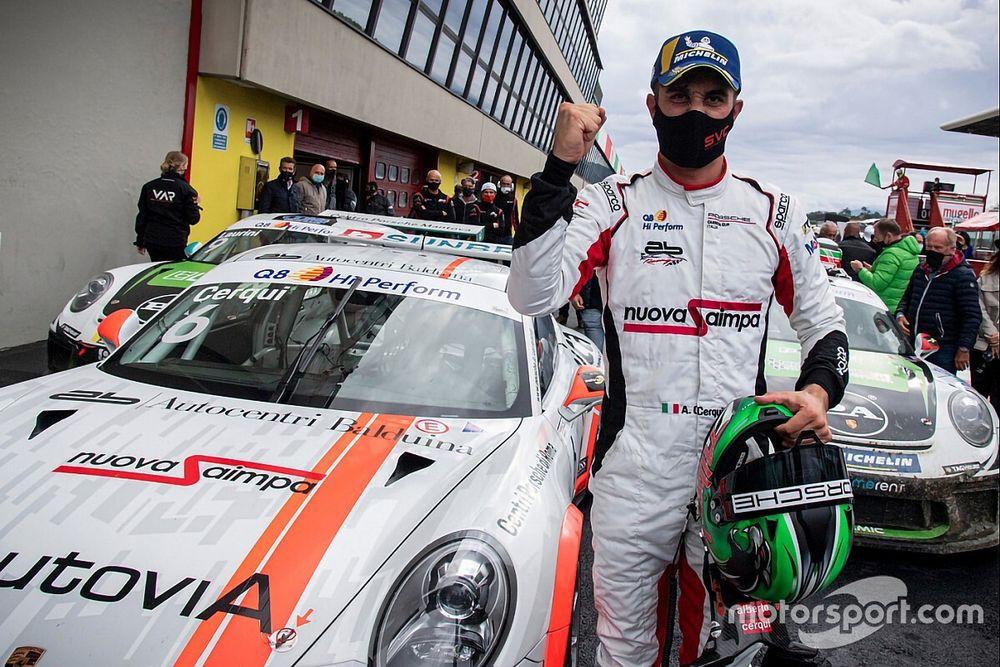 Carrera Cup Italia, Monza: AB Racing e Cerqui cercano l'impresa