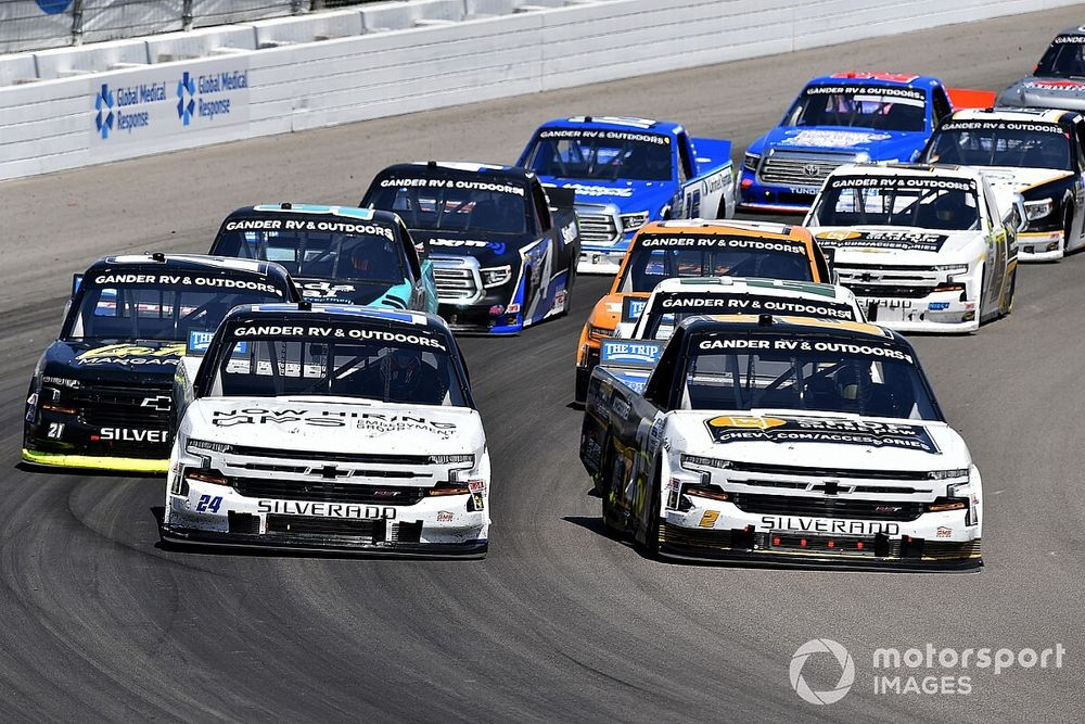 2020 NASCAR Truck Series playoff grid is set